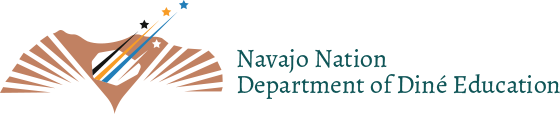 NN Department of Dine Education Logo